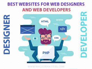 Best Websites For Web Designers And Web Developers