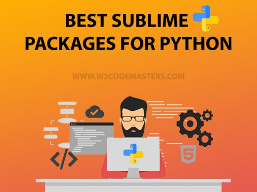 best sublime packages for python - w3codemasters