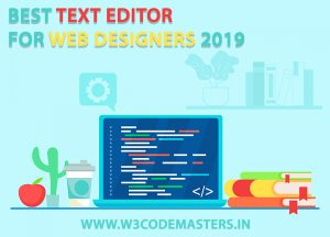 best text editor for web designers