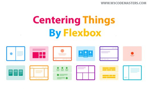 centering things by flexbox