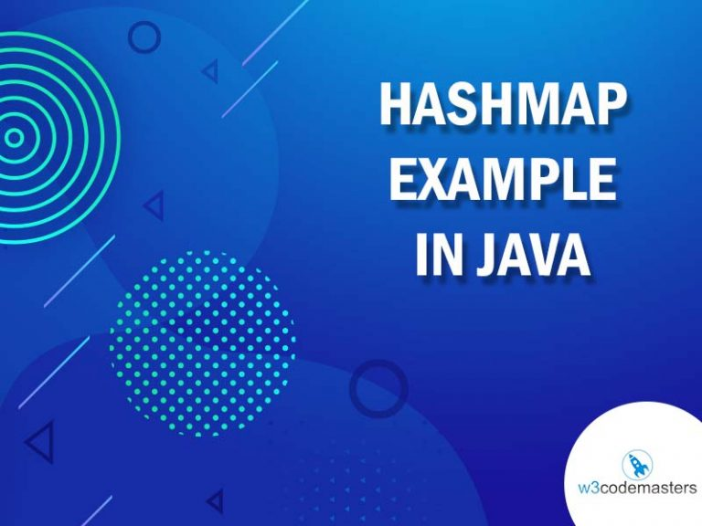 hashmap example in java