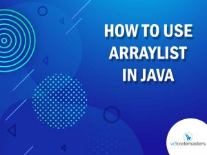 how to use arraylist in java