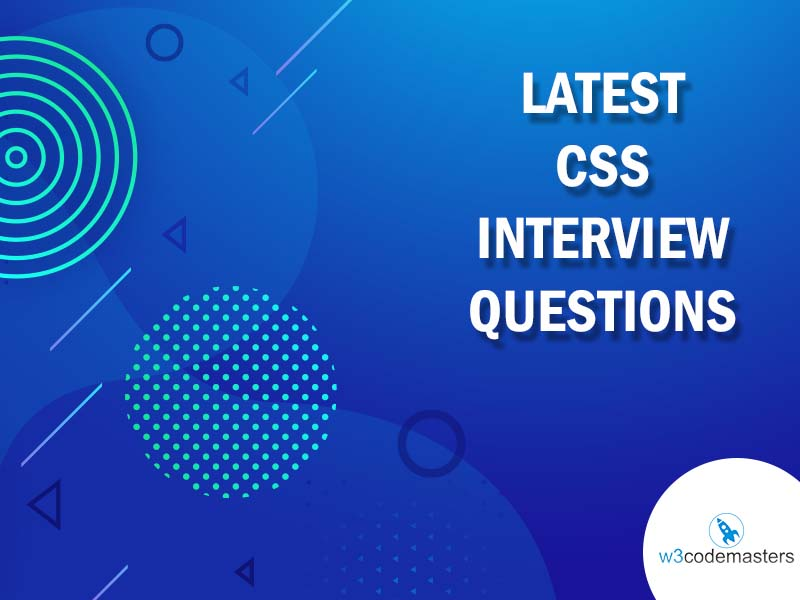 latest css interview questions