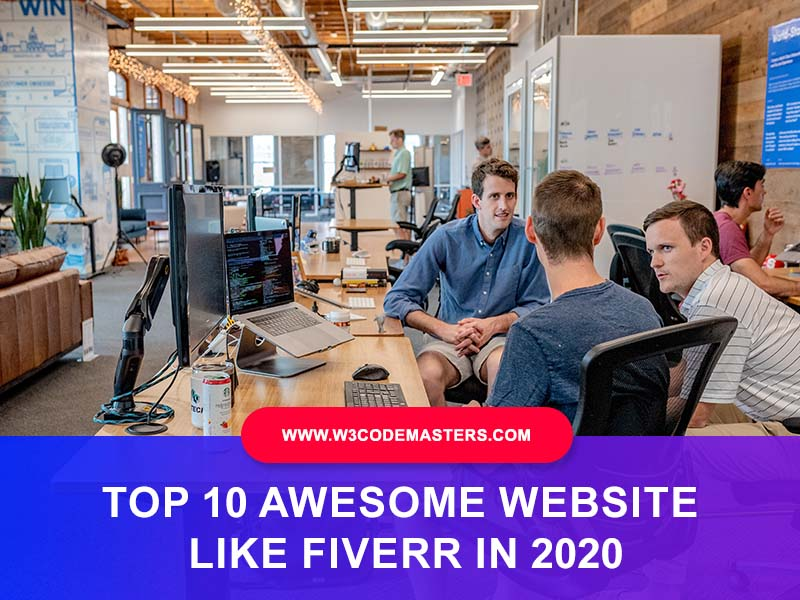 Website Like Fiverr