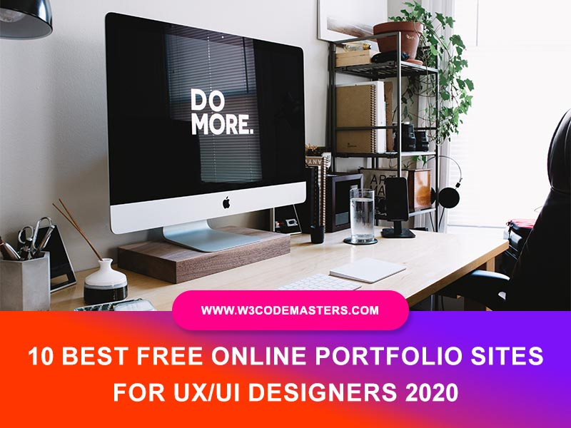 Best Free Online Portfolio Sites