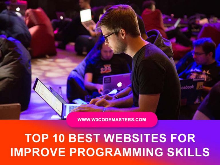 Best H:\w3codemasters\post imagesWebsites For Improve Programming Skills