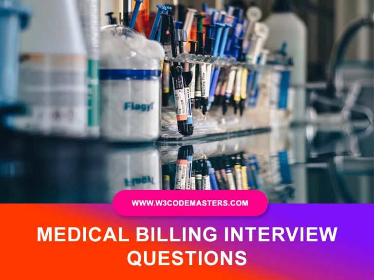 Medical Billing Interview Questions