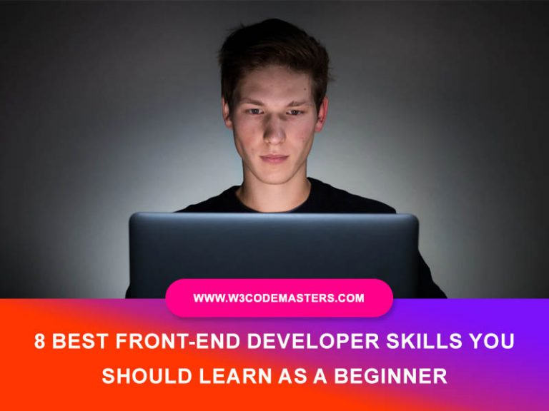 Best front-end Developer Skills You Should Learn