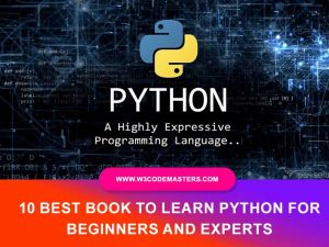 Best Book To Learn Python For Beginners And Experts