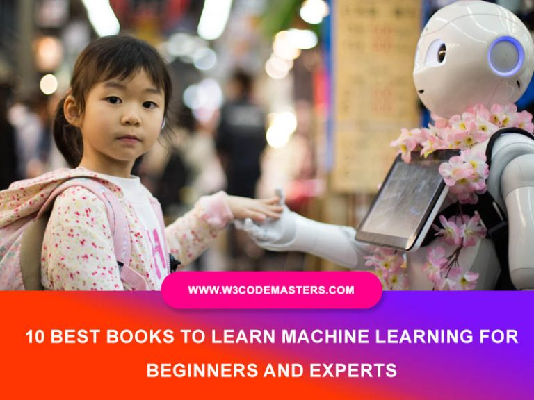 Best Books To Learn Machine Learning For Beginners And Experts