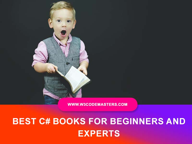 Best C# Books for Beginners and Experts
