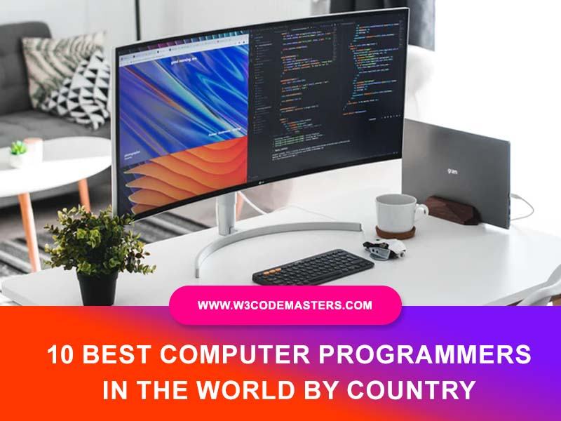 Best Computer Programmers In The World By Country