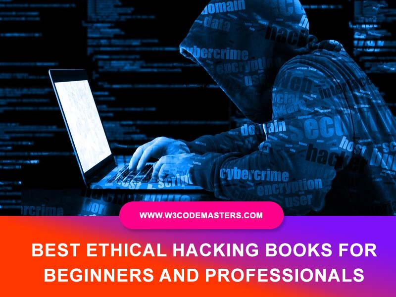 Best Ethical Hacking Books For Beginners And Professionals