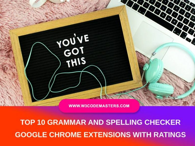 Grammar And Spelling Checker Google Chrome Extensions With Ratings