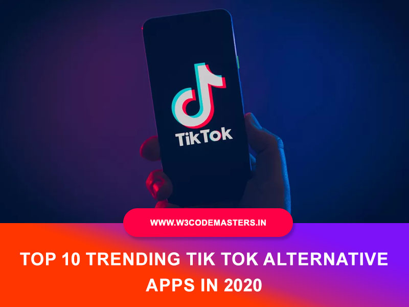Top 10 Trending Tik Tok Alternative Apps