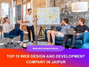 Web Design And Development Company In Jaipur