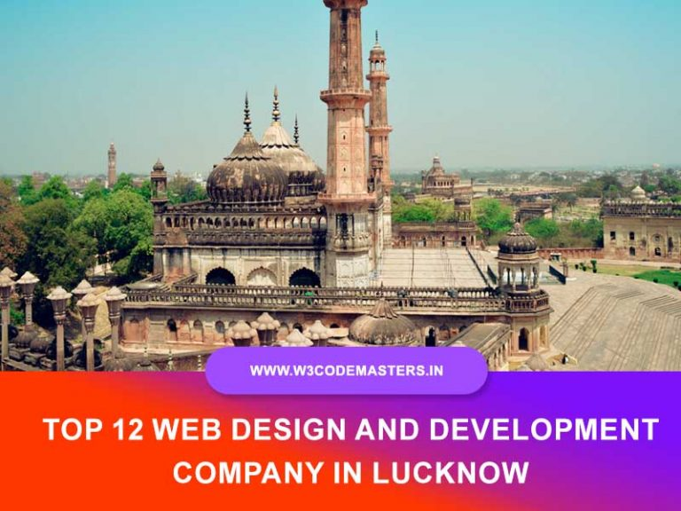 Web Design and Development Company in Lucknow