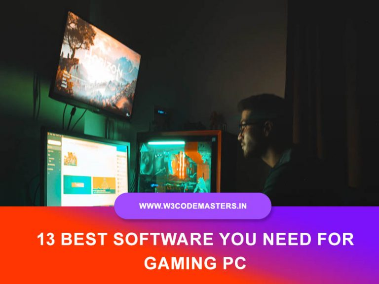 13 Best Software You Need For Gaming PC [Must Have]