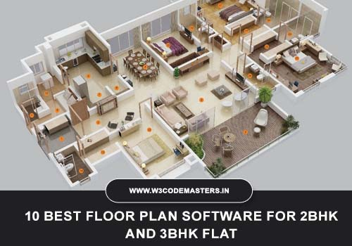 10 Best Floor Plan Software For 2bhk And 3bhk Flat 2021
